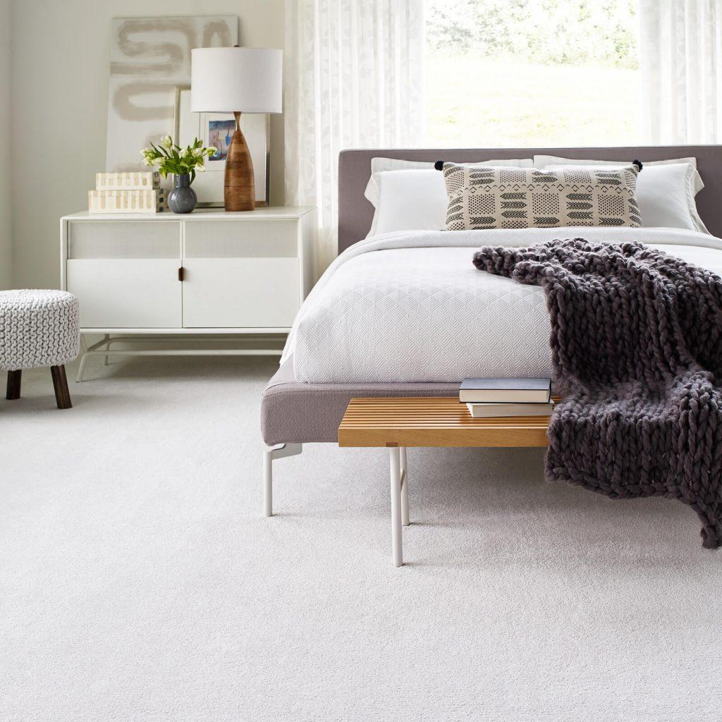 carpet in bedroom | Flowers Flooring