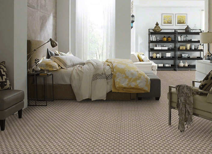 Carpet flooring bedroom | Flowers Flooring