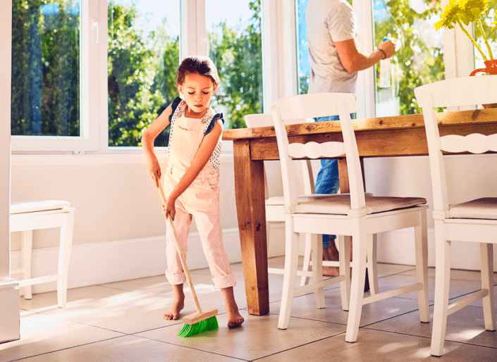 Cleaning Floor | Flowers Flooring