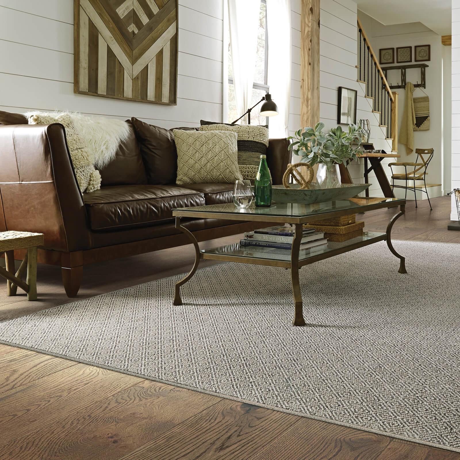 Living room Grey Carpet | Flowers Flooring