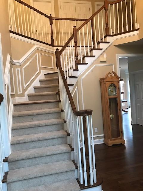 Stair Runner Flooring Designs | Flowers Flooring