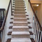 Stairs with Hardwood Floor | Flowers Flooring