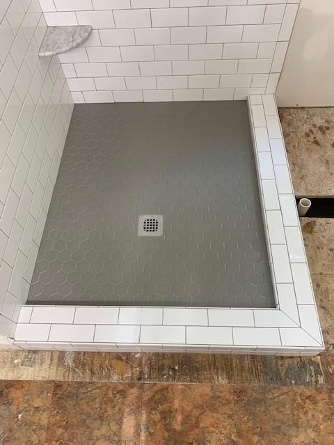 Tile-Shower | Flowers Flooring