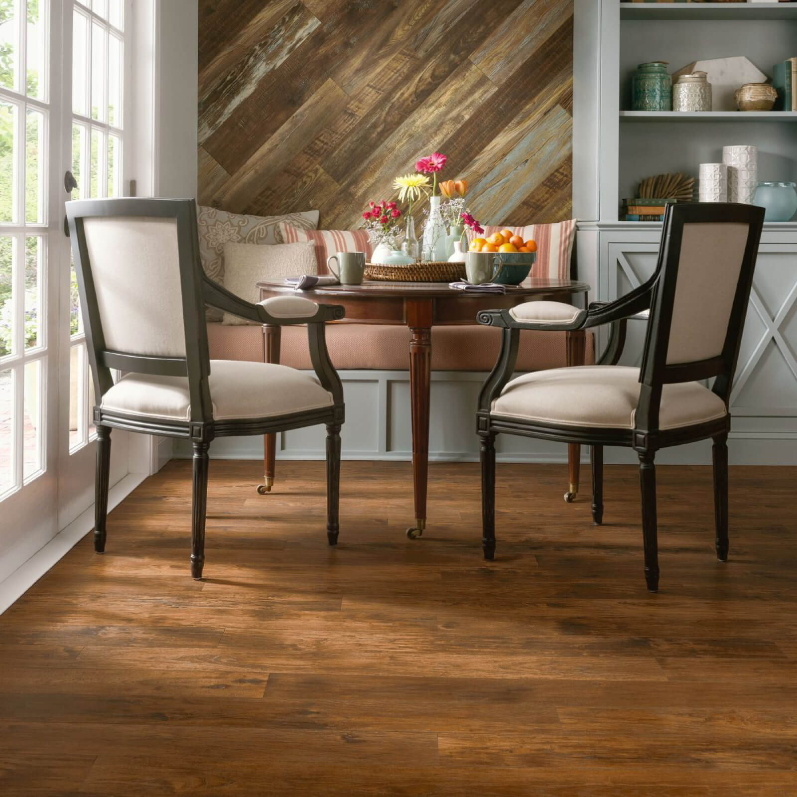 Laminate Woodland Hickory| Flowers Flooring