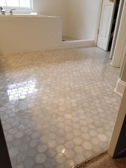 Hexagon-Tile-Floor