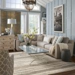 Karastan rug living room | Flowers Flooring