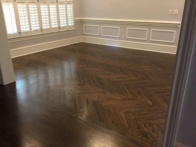 Sand finish floor | Flowers Flooring