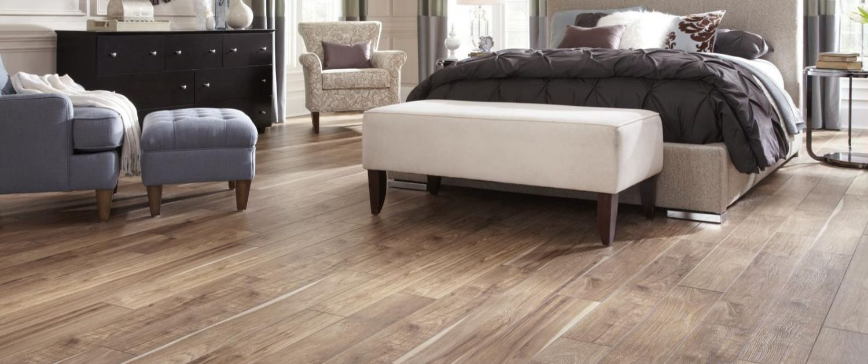 Flowers Flooring - Vinyl plank flooring