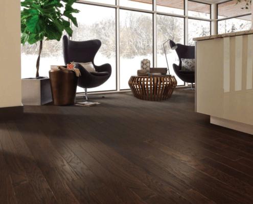 Flooring Trends -Shaw Archway Hardwood Floors