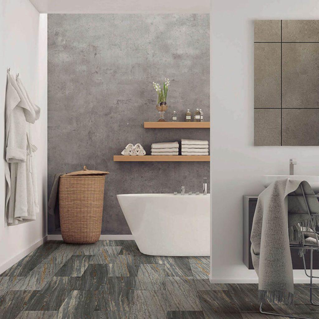 Bathroom flooring | Flowers Flooring