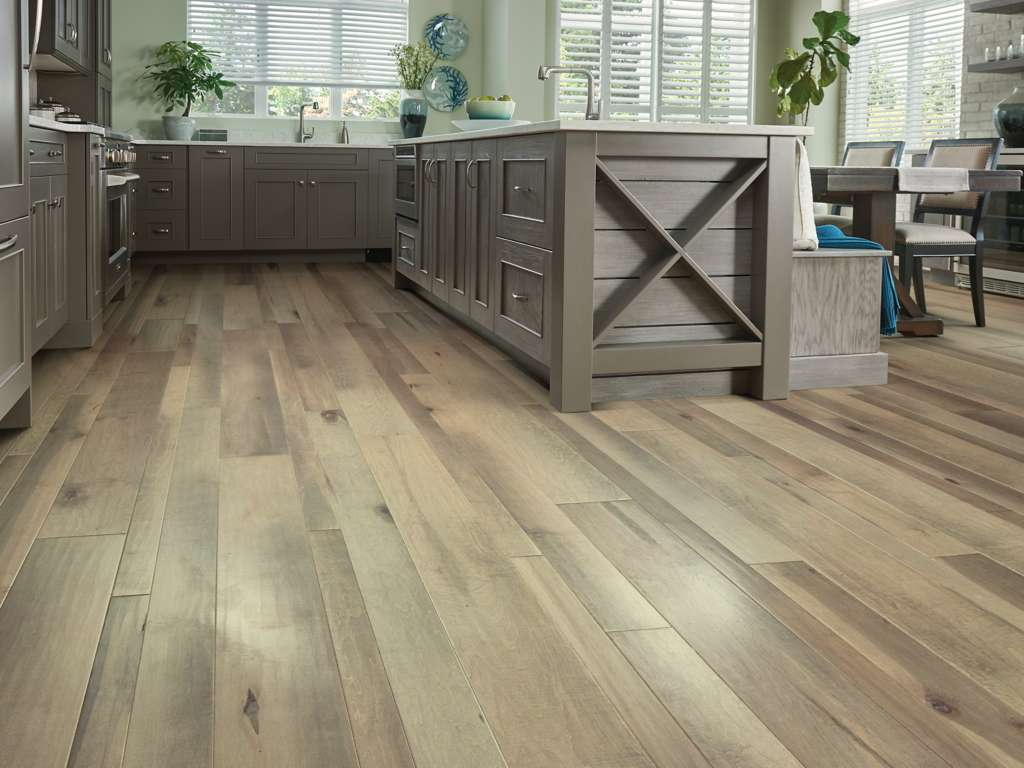 Landmark Mixed width maple hardwood flooring | Flowers Flooring