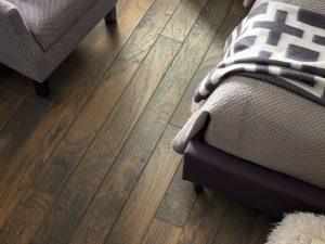 Sella textured hardwood from Anderson Tuftex