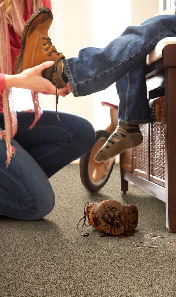 Why Your Home Should have a No Shoes Rule | Flowers Flooring