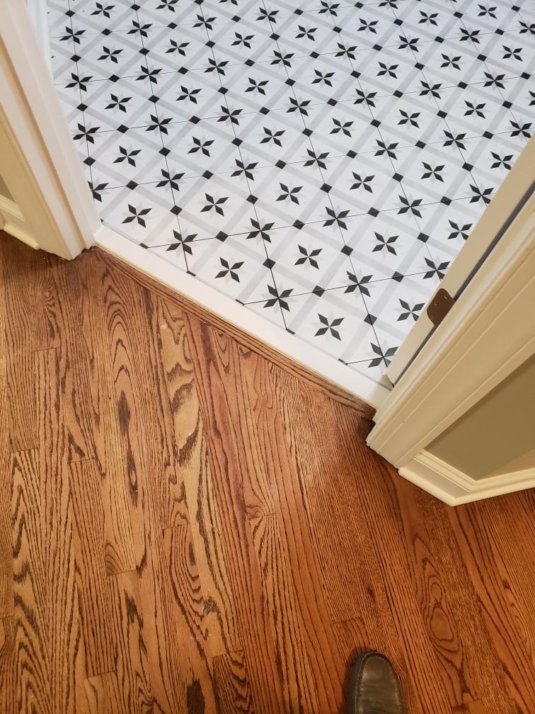 Tile Designs | Flowers Flooring