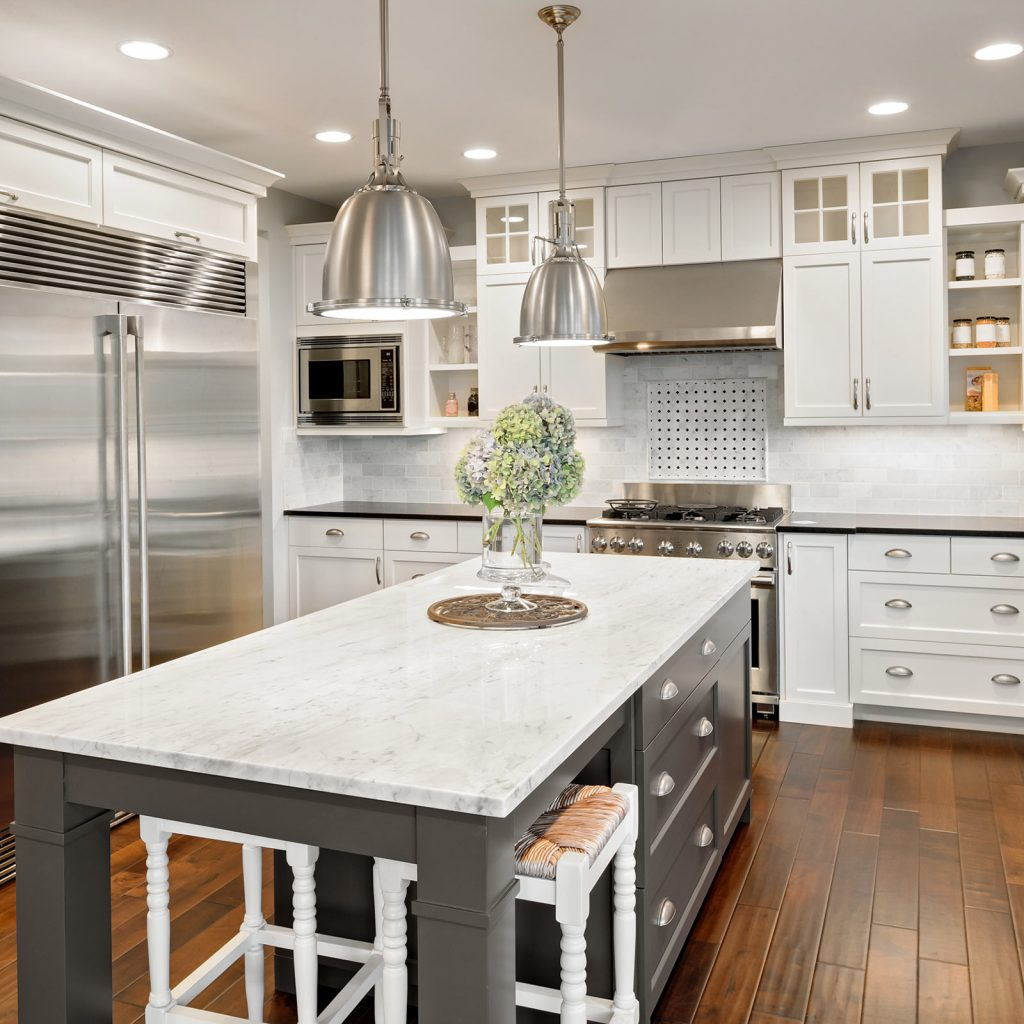 Wood-Look Flooring for Your Kitchen | Flowers Flooring