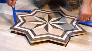 Medallion Inlay | Flowers Flooring