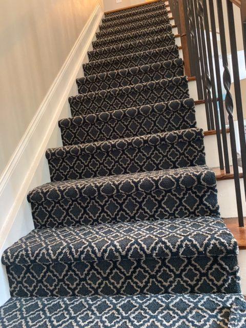 Carpet Stair Runner 2 7.17.20 | Flowers Flooring