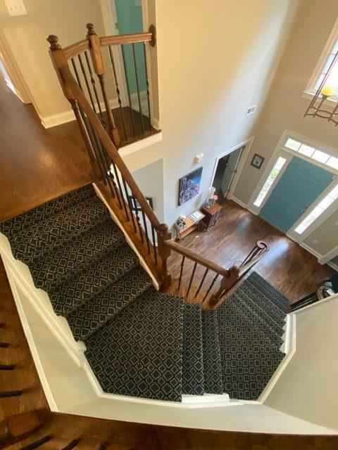 Carpet Stair Runner 3 7.17.20 | Flowers Flooring