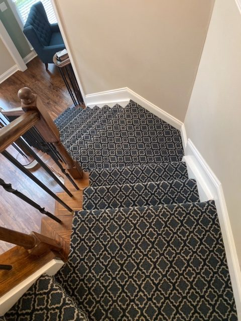 Carpet Stair Runner 4 7.17.20 | Flowers Flooring