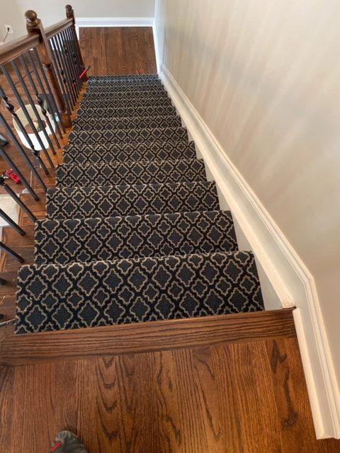 Carpet Stair Runner 7.17.20 | Flowers Flooring