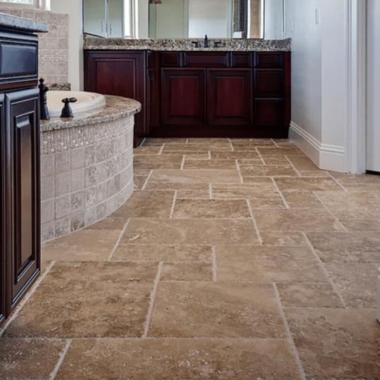 Travertine Tile – Hot Design Trend in 2020 | Flowers Flooring