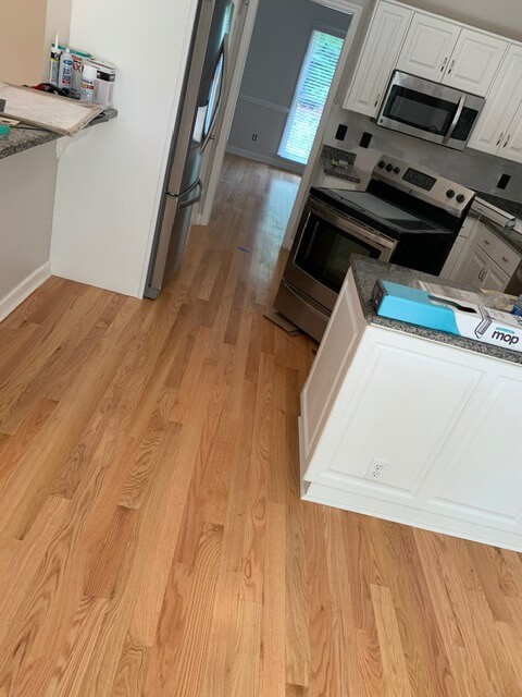 Sand and Finish | Flowers Flooring