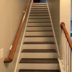 Vinyl Plank Stairs 7.21.20 | Flowers Flooring