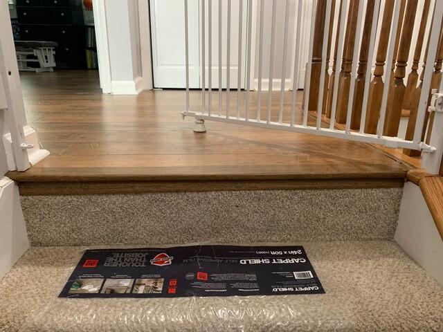 Carpet Stair Runner 1 8.5.20 | Flowers Flooring