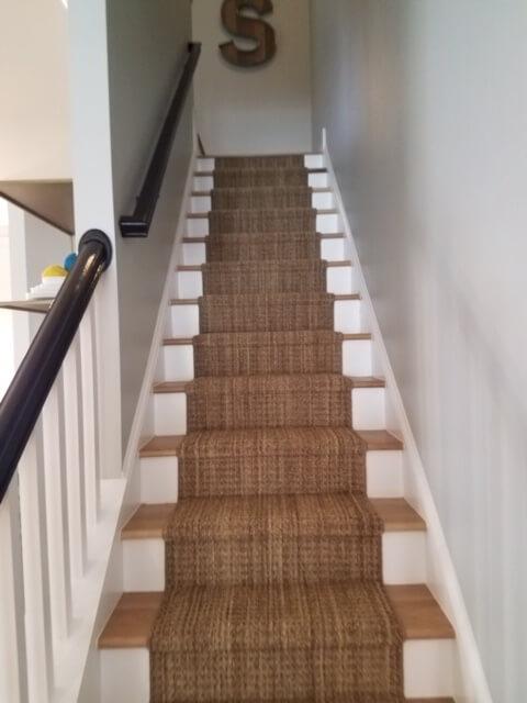 Carpet Stair Runner 3 8.20.20 | Flowers Flooring
