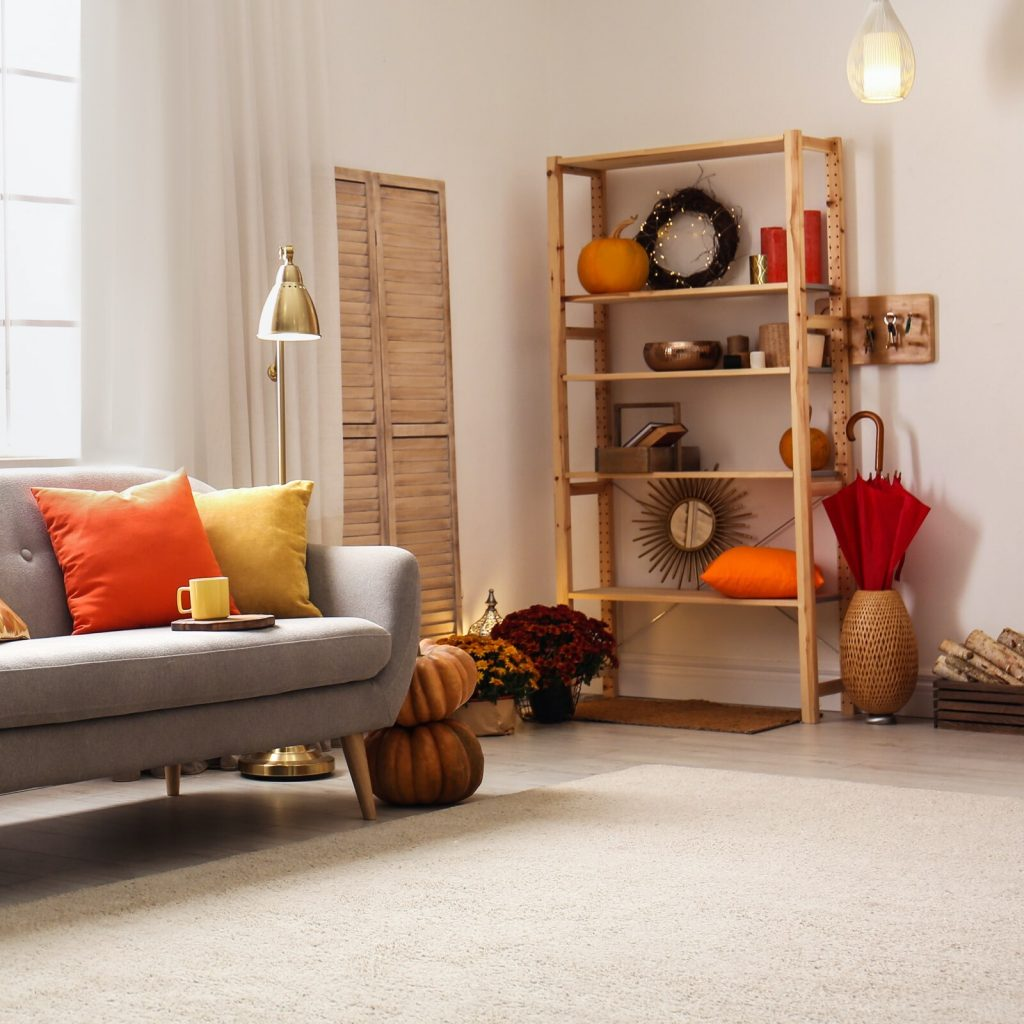 Fun Ways to Add Fall Color to Your Home