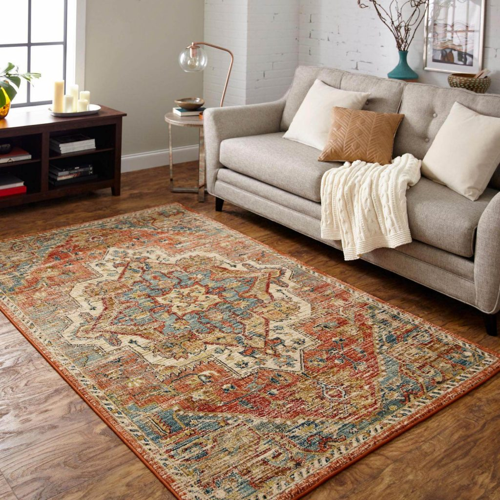 How to Select a Rug for Your Living Area | Flowers Flooring