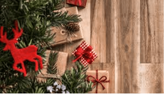 Protect Your Floors from the Christmas Tree | Flowers Flooring