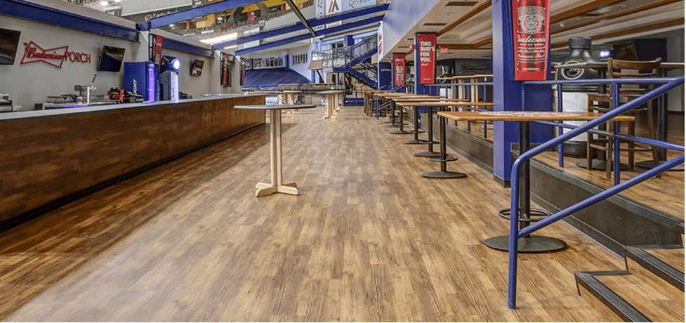Commercial Flooring Options for High Traffic Areas | Flowers Flooring