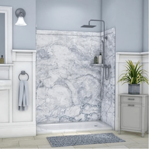 Walk-In Shower in Your Bathroom | Flowers Flooring