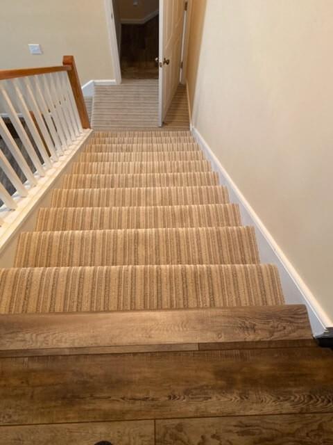 Carpet Stair Runner | Flowers Flooring