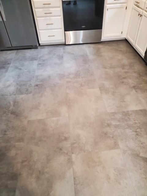 Tile Floor | Flowers Flooring
