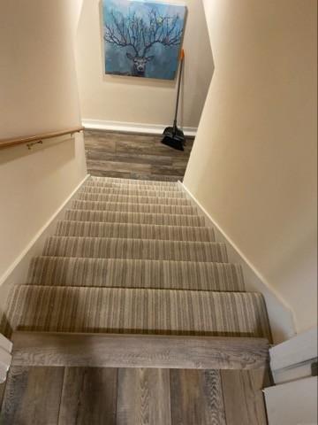 Carpet Stair | Flowers Flooring