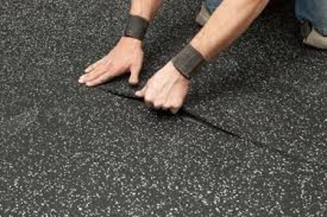 Rubber is the Best Flooring Solution for In-Home Gyms | Flowers Flooring