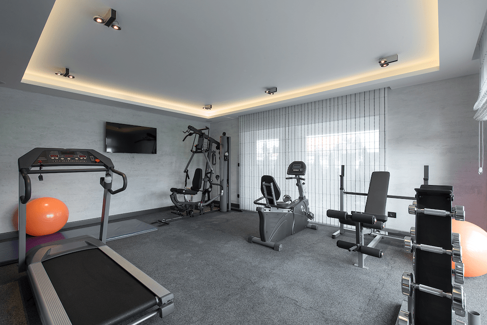 Design Tips to Create the Perfect DIY Home Gym | Flowers Flooring