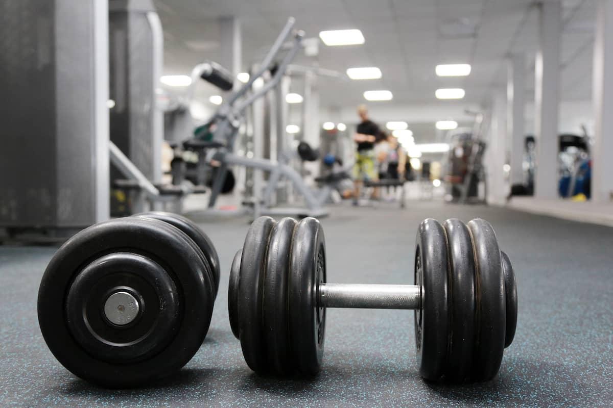 Sports-Flooring-Gym-Barbells