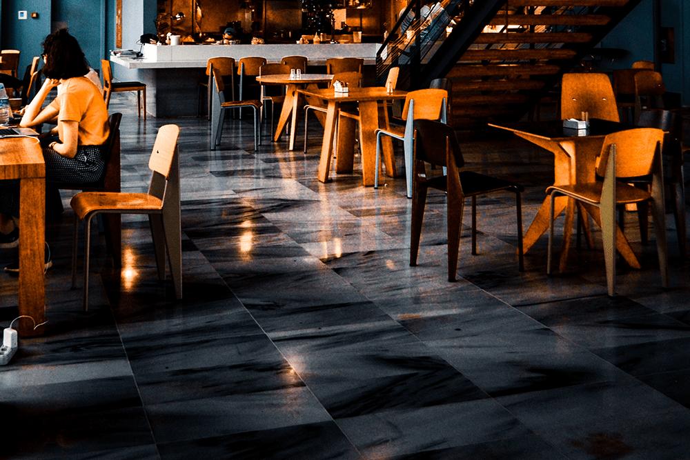 Best Commercial Flooring for Restaurants   Flowers Flooring